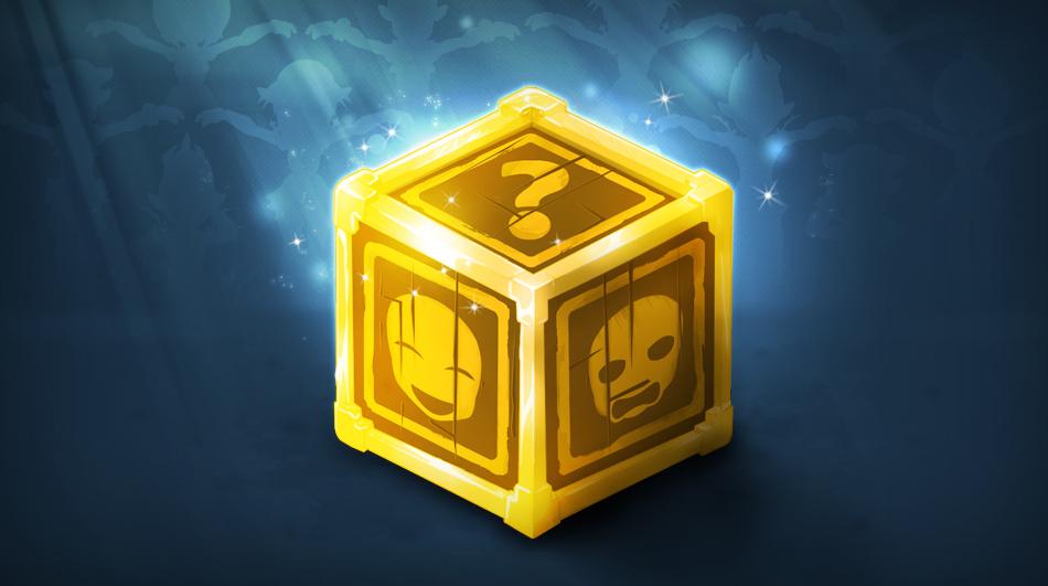 9月8-9月12日新盒子抽奖,2500水晶。