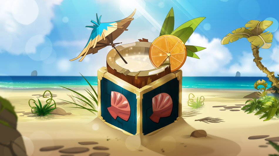 商城:夏日盒子 SHOP: ALL SUMMER IN A MYSTERY BOX!