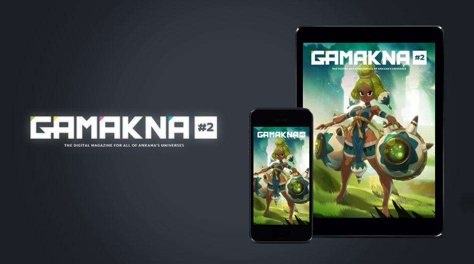 游戏电子杂志#2 GAMAKNA #2 IS AVAILABLE