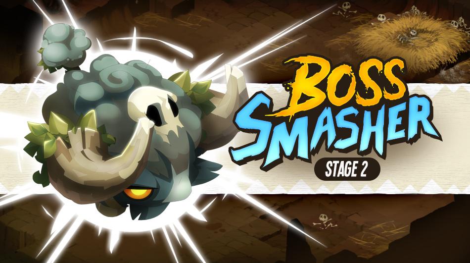 BOSS SMASHER #2