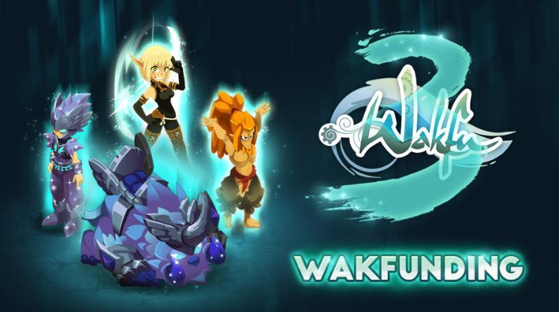 Wakfufunding,本月第三波商品上架。