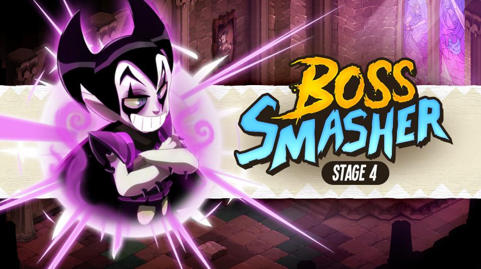 boss挑战活动之四 BOSS SMASHER #4