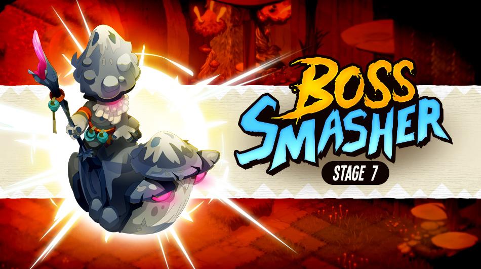 【本月挑战活动】BOSS SMASHER #7