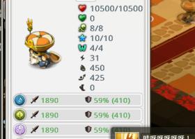 [副本攻略lv141】兔皇帝打法