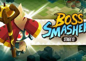 【5月调级活动】BOSS SMASHER #13