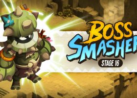 【八月BOSS挑战赛】EVENT: BOSS SMASHER #16