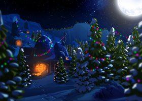 【圣诞冰雪节活动开始了】