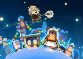 【圣诞礼物限时领取】