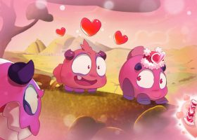 【粉红色的情人节】分手快乐!