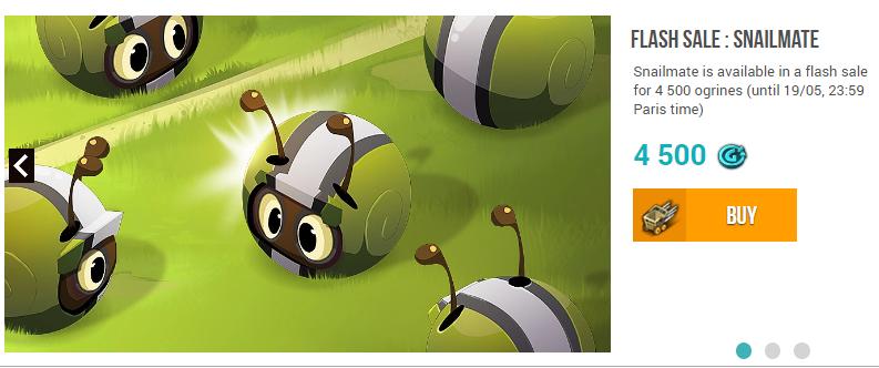 【全新PVP宠物蜗牛】限时上架