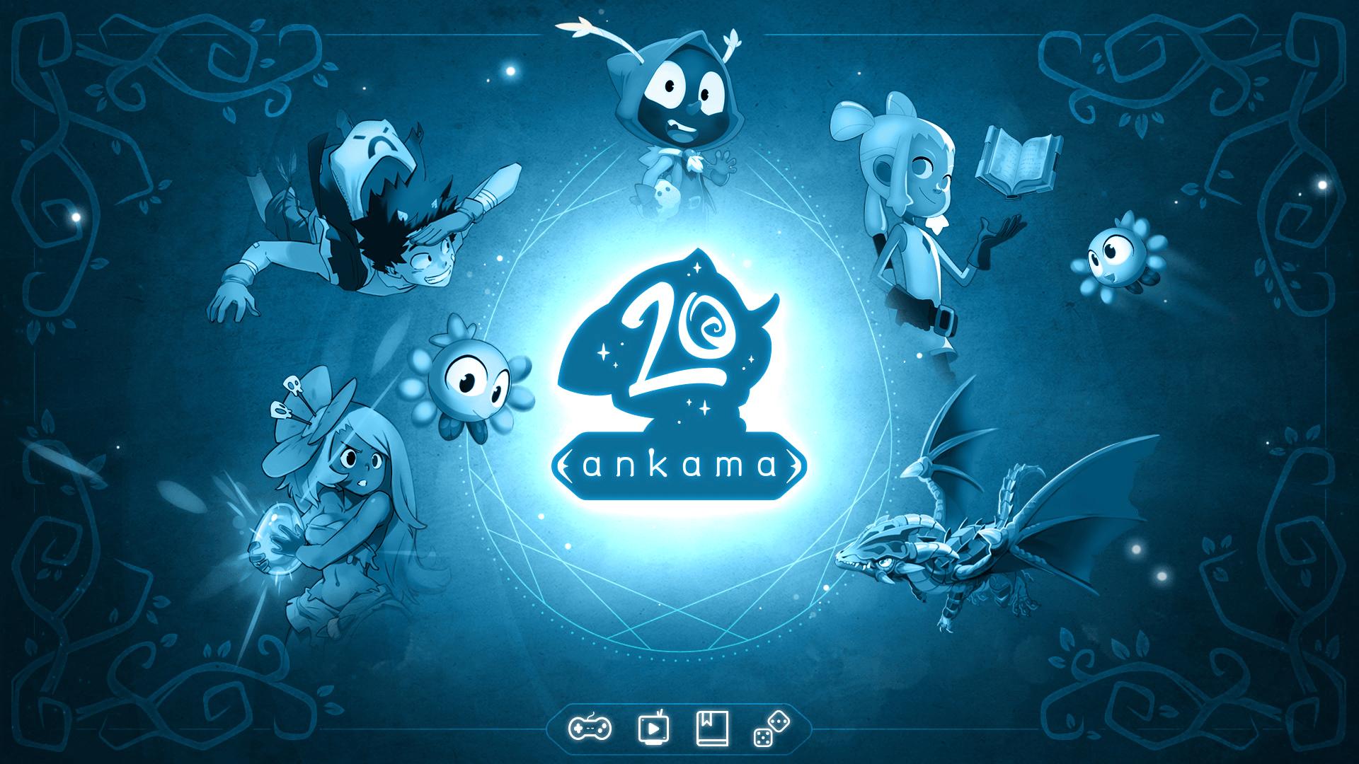 【Ankama20周年庆】各种福利大放送